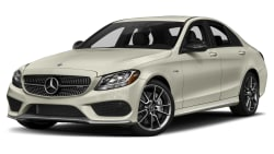 (Base) AMG C 43 4dr All-wheel Drive 4MATIC Sedan