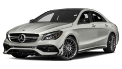 (Base) AMG CLA 45 4dr All-wheel Drive 4MATIC Sedan