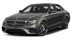 (Base) AMG E 43 4dr All-wheel Drive 4MATIC Sedan