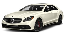 (S-Model) AMG CLS 63 4dr All-wheel Drive 4MATIC Sedan