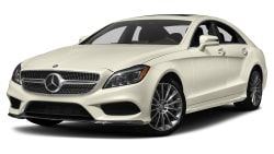 (Base) CLS 550 4dr Rear-wheel Drive Sedan