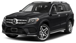 (Base) GLS 550 4dr All-wheel Drive 4MATIC