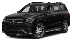 (Base) AMG GLS 63 4dr All-wheel Drive 4MATIC