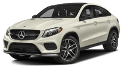 (Base) AMG GLE 43 Coupe 4dr All-wheel Drive 4MATIC