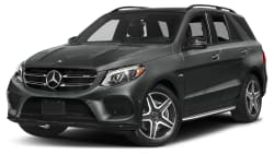 (Base) AMG GLE 43 4dr All-wheel Drive 4MATIC Sport Utility