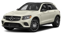 (Base) AMG GLC 43 4dr All-wheel Drive 4MATIC