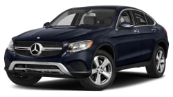 (Base) GLC 300 Coupe 4dr All-wheel Drive 4MATIC