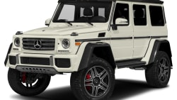 (Base) G 550 4x4 Squared 4dr