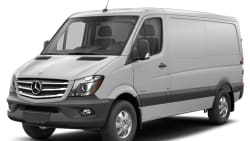 (Standard Roof V6) Sprinter 2500 Cargo Van 144 in. WB Rear-wheel Drive