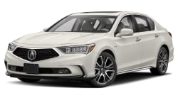 (Base w/Advance Package) 4dr SH-AWD Sedan