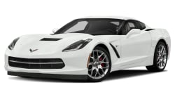 (Stingray) 2dr Coupe