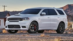 (SRT) 4dr All-wheel Drive