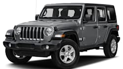 2018 Jeep Wrangler Unlimited Information | Autoblog