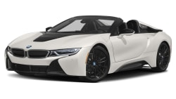 2019 Bmw I8 Safety Features