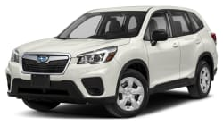 2019 Subaru Forester Information