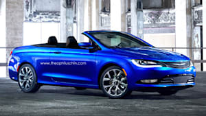 Chrysler 200 Convertible Prices Reviews And New Model Information