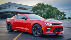 Chevrolet Camaro Prices Reviews And New Model Information