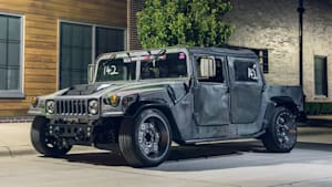 Mil Spec Built A One Off Track Ready Hummer H1