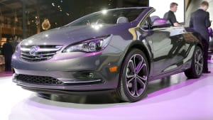 Buick Cascada Prices, Reviews and New Model Information ...