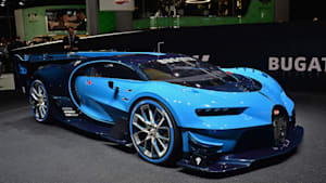 Bugatti Veyron Prices Reviews And New Model Information Autoblog