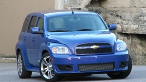 2007 chevy hhr ls reviews