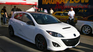 Mazda MAZDASPEED3 Prices, Reviews and New Model ...