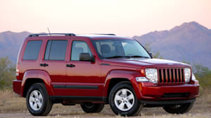 2010 Jeep Liberty Sport: Review