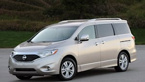 nissan quest prices reviews and new model information. Black Bedroom Furniture Sets. Home Design Ideas