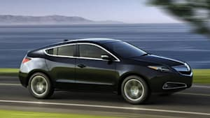 acura zdx prices, reviews and new model information   autoblog
