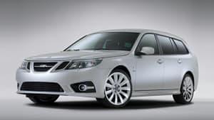 2017 Saab 9 3x