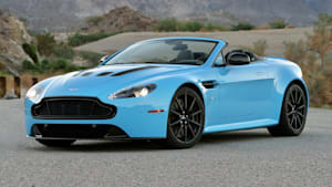 Aston Martin V12 Vantage S Prices Reviews And New Model Information Autoblog