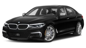 2018 BMW M550