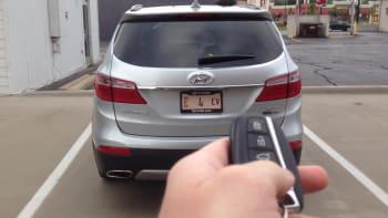2015 Hyundai Santa Fe Videos