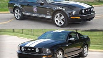 Spotter's Guide: How to Spot Unmarked Cop Cars | Autoblog