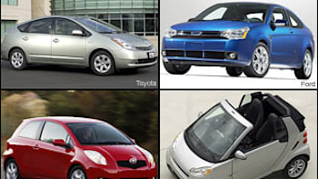 Greenest Cars of 2008