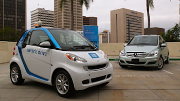 Electric Car2go In San Go