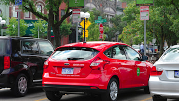 Zipcar Will Share Cars At 36 More U S Colleges Wins Federal Fleet