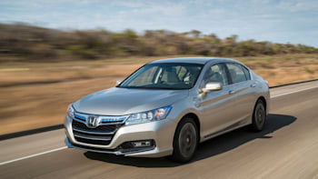 2017 Honda Accord Plug In Hybrid Front Three Quarter