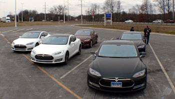 Tesla Model S road trip drivers find success along NYT's failed