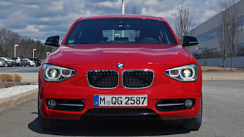 Bmw 3 Cylinder Prototype Front