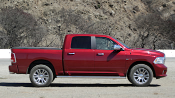 2014 Ram 1500 EcoDiesel nets car-like 28-mpg rating | Autoblog