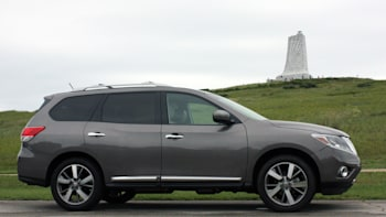2013 Nissan Pathfinder: March 2013 | Autoblog