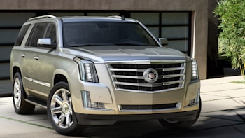 2015 Cadillac Escalade is exactly what you expect [w/video
