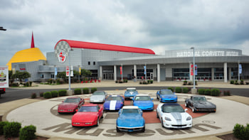 National Corvette Museum >> National Corvette Museum Receives Largest Donation Of Cars