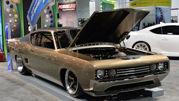 Ford Talladega Gpt Special Is A Sema Showstopper