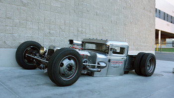 Cutworm's Dually Hauler is the best hot-rod parts hauler