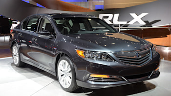 2014 Acura RLX Sport Hybrid SH-AWD is the V8 alternative we've been ...