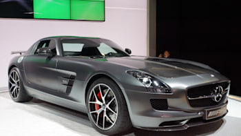 Mercedes Sls Amg Gt >> Mercedes Sls Amg Gt Final Edition Marks End Of Amg S First