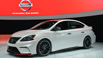 Nissan Sentra Gets Mean With 240 Hp Nismo Concept Autoblog Owners reviews about nissan sentra (b14) with photos on drive2. autoblog