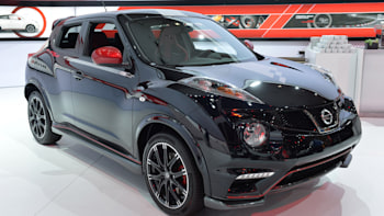 2014 Nissan Juke Nismo Rs Amps Up The Funky Crossover Autoblog